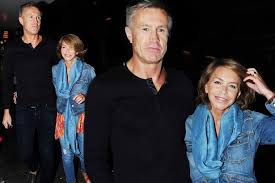 how are female celebrities dealing with thinning asg ing hair leslie ash looks incredible on rare public appearance with
