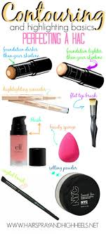 a huge list of the best highlighting and contouring s beautytips makeup
