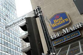 best western ville marie montreal hotel u0026 suites