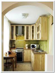 Design Ideas Kitchen by Clean Hues Make A Small Kitchen Best 25 Very Small Kitchen Design