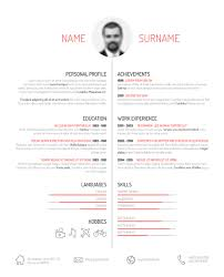 creative resume template design vectors 01 welovesolo
