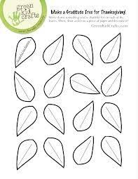 Thankful Tree Craft For Kids - printable tree template update the giving thanks tree template