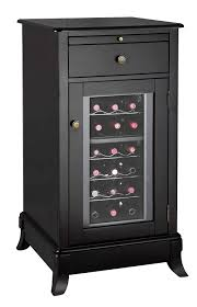 Wine Cabinet With Cooler by Top Overall Vinotemp Wine Cooler For Home Storage
