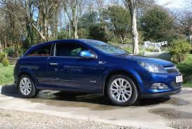 vauxhall astra 2017 july 2017