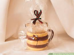 tea party favors how to make tea party favors 10 steps with pictures wikihow