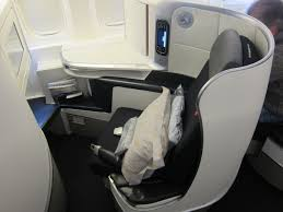 Air France Comfort Seats Air France A330 Aircraft To Get New Business Class Product One