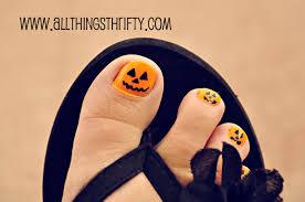 childrenhairstyles22 kids halloween nail art