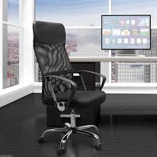 Ergonomic Computer Chair With Footrest And Headrest Also Adjustable Laptop Holder Office Furniture Office Products Aosom Ca