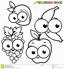 grand coloring book fruits vegetables pictures frozen