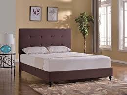 Headboard For Platform Bed Home Cloth Brown Linen 47 Headboard