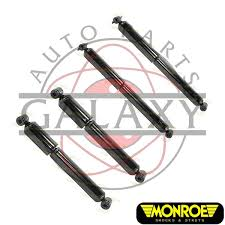 monroe brand new complete shocks front u0026 rear blazer jimmy s10
