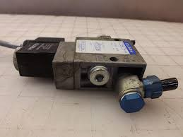 lot of 2 festo 7802 mfh 3 1 8 solenoid valve t34153 mechanical