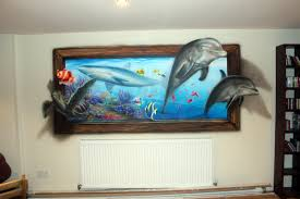 hand painted murals for walls google search