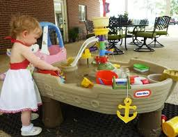 Little Tikes Pirate Ship Bed Little Tikes Anchors Away Pirate Ship Kids Water Play Table