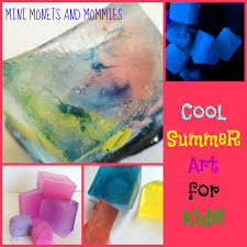 cool summer art activities for kids craft activities and activities