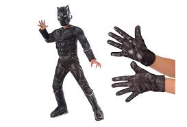 Black Panther Marvel Halloween Costume 10 Avengers Costumes Halloween 2017