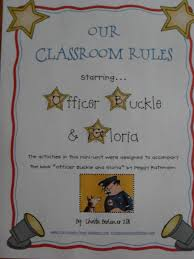first grade fever by christie classroom rules with officer