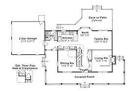 The Notebook House Floor Plan Wembury Country Farmhouse Plan 038d 0023 House Plans And More