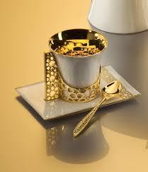 Porcelain Coffee Mugs Amazon Com 18k Gold Plated Arabesque Fine Bone China Porcelain