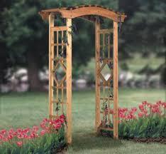 garden arbor plans diy arbor plans