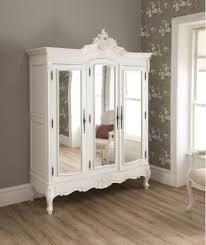 White Armoire Bedroom Furniture Sliding Door Armoire Wardrobe Storage Systems