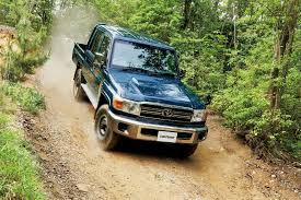 toyota land cruiser 70 toyota land cruiser 70 re released to celebrate 30 years of iconic
