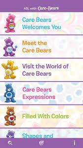 care bears apps care bears