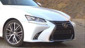 lexus sedan gs 2017 lexus gs 350 awd sedan exterior interior engine and drive