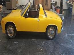 porsche 914 yellow 1972 porsche 914 for sale 24 used cars from 2 900