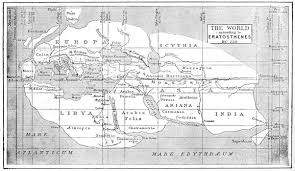 world map image drawing when was the world map and how accurate is it compared