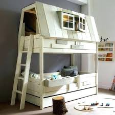 Cool Bunk Bed Plans Fort Bed Plans Canalcafe Co