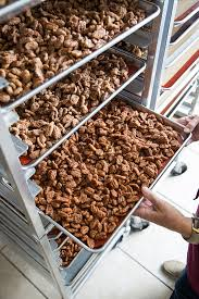 kay holseberg keeps the lowcountry u0027s pecan farming tradition alive
