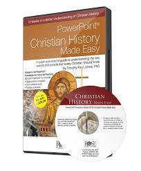 complete kit for christian history made easy 12 session dvd based