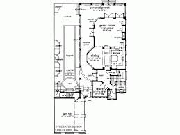 Italian Floor Plans Italianate House Plan With 2873 Square Feet And 3 Bedrooms From