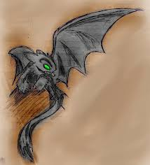 seriously considering getting a toothless tattoo or something to