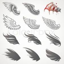 wing tattoos on wing tattoos tattoos and inside