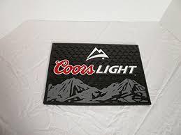 coors light t shirt amazon coors light professional series waitstation bar mat coconuas142