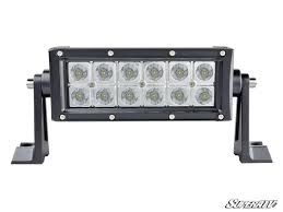 6 inch light bar super atv 6 led light bar for utvs