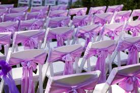 bows for wedding chairs a backyard wedding in kaysville for c j and dav d photography