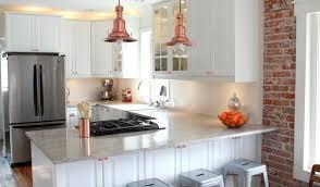 Kitchen Lighting Fixtures Lighting Gorgeous Copper Kitchen Light Fixtures For Interior