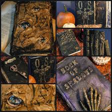 fun halloween projects for creepy decor diy halloween books http
