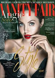Kim Kardashian Vanity Fair Cover Here U0027s Everything Angelina Jolie Said About Brad Pitt Split In