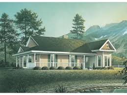 pagehurst modern ranch home plan 037d 0006 house plans and more