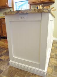 kitchen island molding how to trim out a kitchen island peninsula home staging in