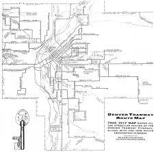 Maps Denver Denver U0027s Single Family Homes By Decade 1910s U2013 Denverurbanism Blog