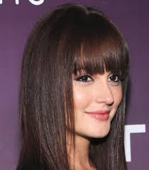 blunt fringe hairstyles blunt bangs hairstyles for medium lenght hairstyle hairstyles