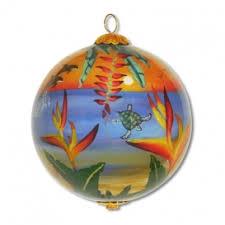 hawaiian ornaments by design