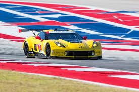 imsa corvette corvette racing prevails for victory at cota the apex
