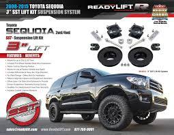 2008 toyota tundra leveling kit readylift sequoia 2008 2016 2wd 4wd sst lift kit 3