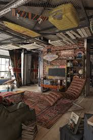 Urban Style Interior Design - urban style for apartment interior design ideas which suitable to